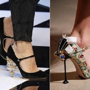 Topuklu Ayakkabı Giymenin Kuralları