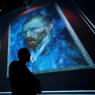 Vincent Van Gogh'dan Sürükleyici Deneyim Sergisi