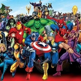 Marvel Süper Kahramanlarını Ne Kadar Tanıyorsun?