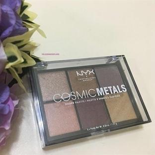 NYX Cosmic Metals Far Paleti