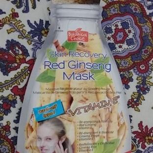 Purederm Kırmızı Ginseng Özlü Krem Maske !
