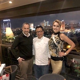 Spago Istanbul'da Bu Ay: Beverly Hills Pop Up Menü