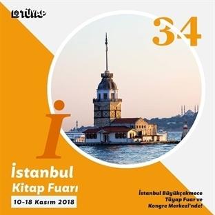 Uluslararası İstanbul Kitap Fuarı 10 Kasım'da!