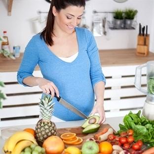 Hamileyken Tüketilmesi Gereken Besinler