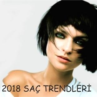 2018 Saç trendleri