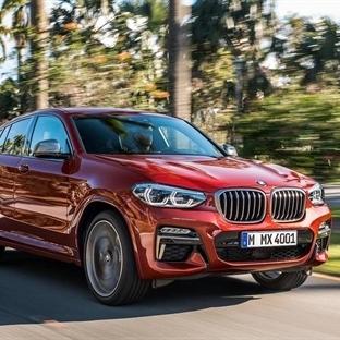 2019 BMW X4 M40'ta Yapılan Önemli Değişimler