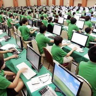 Akıl, Planma ve Çalışkanlık; Güney Kore