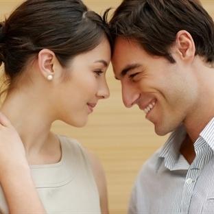 Aşıkların en romantik yeri 'Ev'