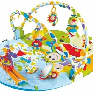 Bebeğimin 4-6 ay arası aktiviteleri