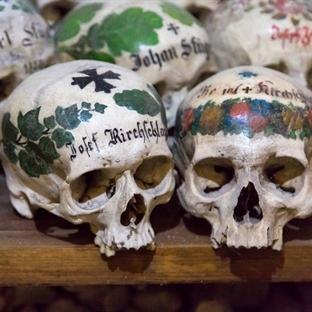 Beinhaus Hallstatt'ın Kemik Evi