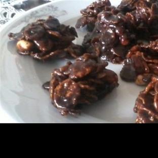 Çikolatalı mısır gevreği tarifi