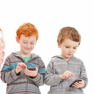 Çocukları Bilgisayar ve Telefonlardan Uzak Tutmanı