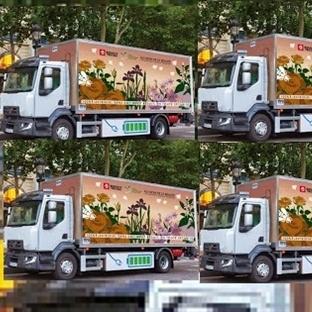 Elektrikli kamyonlar 2019'da satılmaya başlanacak