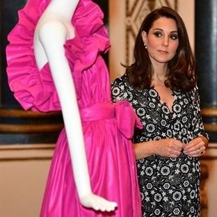 Kate Middleton: Erdem Suzi Elbise