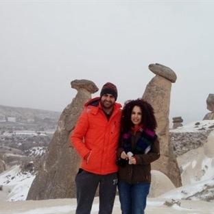 Kışın Balayına Çıkan Çiftler ve Çektikleri Çileler