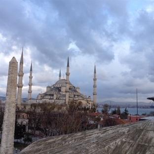 Mavi Cami Sultanahmet