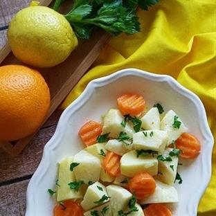 Portakallı Kereviz
