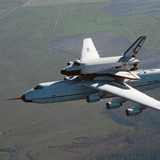 Sovyetler Birliği'nin Buran Uzay Projesi
