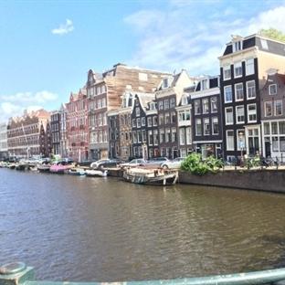 Amsterdam'da Neler Yaptım?