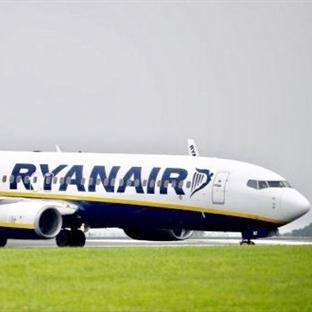 Avrupa'nın Popüler Ucuz ve Havayolu Şirketi Ryanai