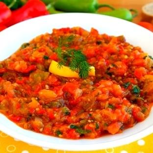 Babagannuş Salatası Tarifi