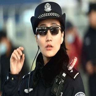 Çin'de Yüz tanıma Özellikli Gözlükler Üretildi
