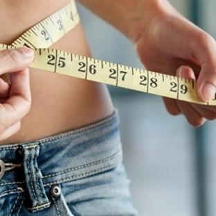 En büyük neden egzersiz olmadan diyet yapmak