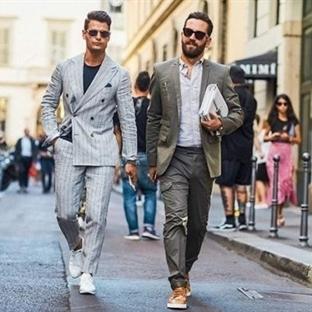 Erkekler İçin Giyim Tarzlarına İnce Dokunuşlar!