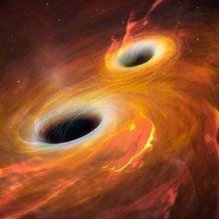Hawking Işıması: Kara Delikler Gerçekte Kara Mı?