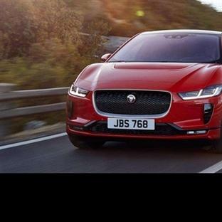 Jaguar I-Pace Elektrikli SUV