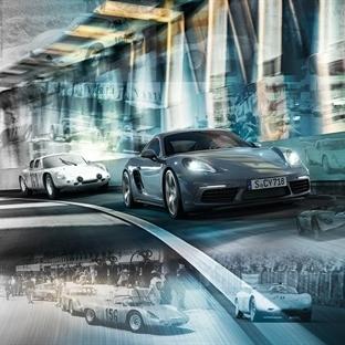 Kullanımı Kolay Porsche 718 Modelleri Yollarda