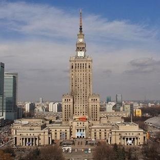Kültür ve Bilim Sarayı - Varşova