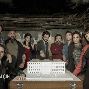 La Casa De Papel - Yabancı Dizi İncelemesi