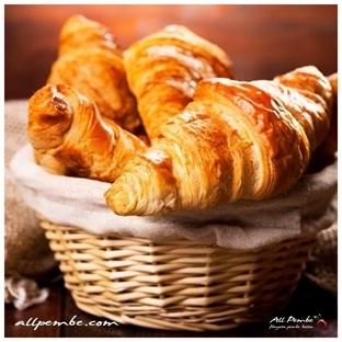 Leziz Kruvasan Tarifi (Croissant)