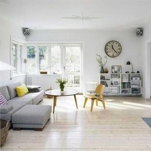 Modern Ev Dekorasyon Tarzı