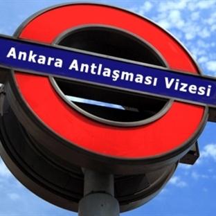 İngiltere Ankara Anlaşmasını Kaldırdı