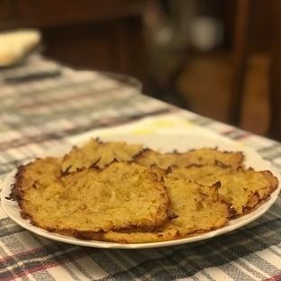 Patates (Roesti) Röşti