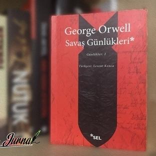 Savaş Günlükleri Kitap İncelemesi – George Orwell