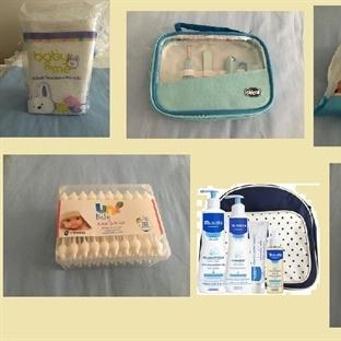 Tercih Ettiğim Bebek Bakım Ürünleri