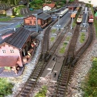 """Trainman"" Muhteşem Dioramasını Anlattı"