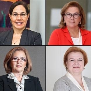 Türkiye'nin En Güçlü 5 İş Kadını