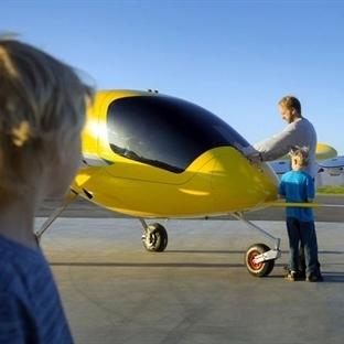Uçan Taksi: Kitty Hawk Cora