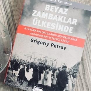 Ülkelere İlham Veren Kitap:Beyaz Zambaklar Ülkesi
