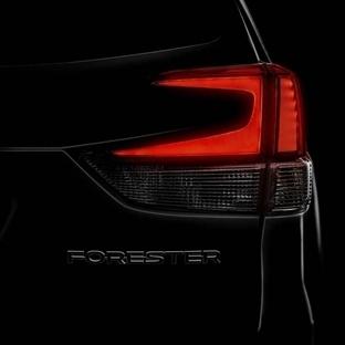 Yeni Subaru Forester 28 Mart'ta Tanıtılacak