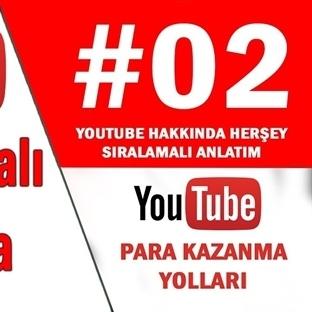 Youtube Kanalını Büyütmek