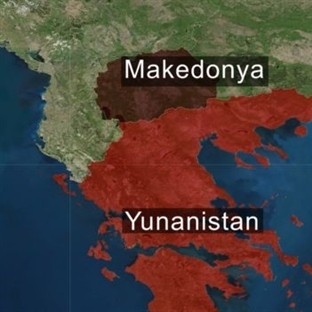 Yunanistan ve Makedonya arasındaki İsim Krizi