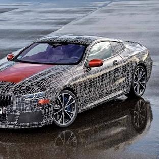 2019 BMW 8 Serisi Coupe ve Cabrio İlk Görüntüler