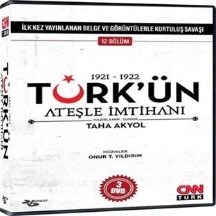 Belgesel: Türk' ün Ateşle İmtihanı 1921-1922