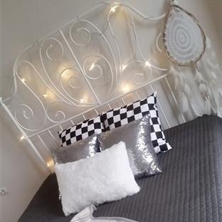 Bir Pinterest Evine Yastıklar