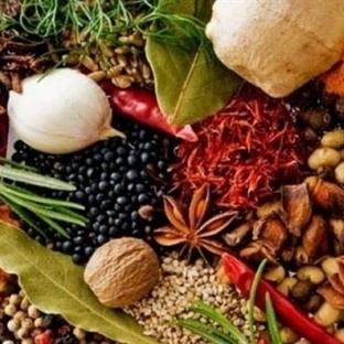 Evimizdeki Baharatlar ve Özellikleri